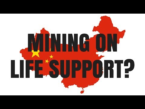 China no longer subsidizing Bitcoin Mining?