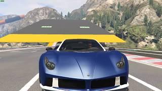 GTA Online Racing: Canyon Crossing