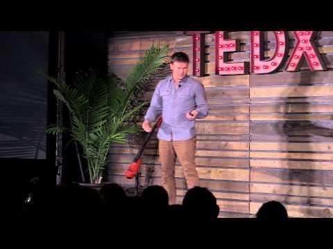 The Future of Personal Urban Transportation | Ben Forman | TEDxVeniceBeach