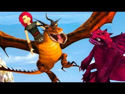 💥ШКОЛА ДРАКОНОВ💥 Как приручить дракона💥 How To Train Your Dragon / SCHOOL OF DRAGONS #9
