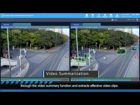 Video Surveillance — Huawei products