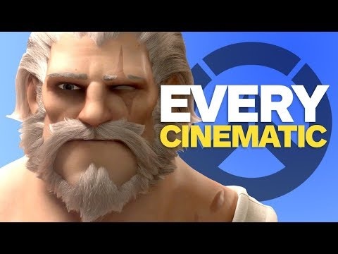 Overwatch: The Movie (EVERY Cinematic) 2017 Update