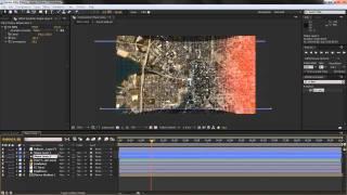 Satellite Zoom In Effect Tutorial Part 2.5