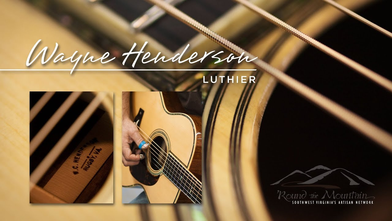 wayne henderson luthier with loop control youtube for musicians