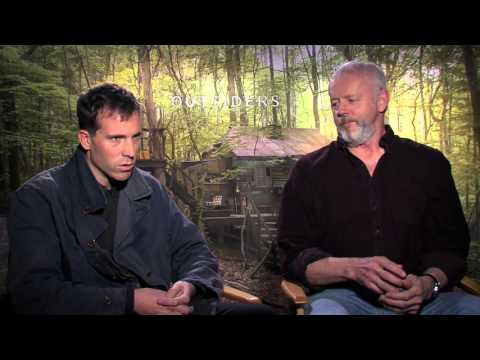 Outsiders: David Morse and Thomas M. Wright