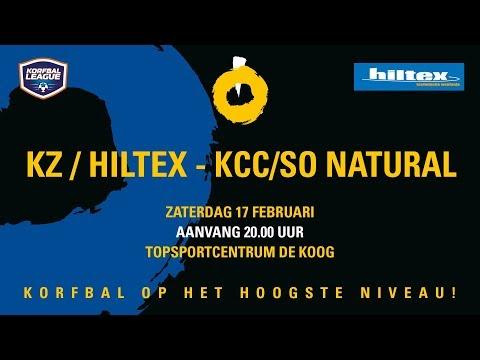 KZ / Hiltex 1 - KCC/So Natural 1