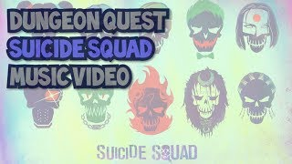 Roblox - Dungeon Quest SUICIDE SQUAD - SUCKER FOR PAIN