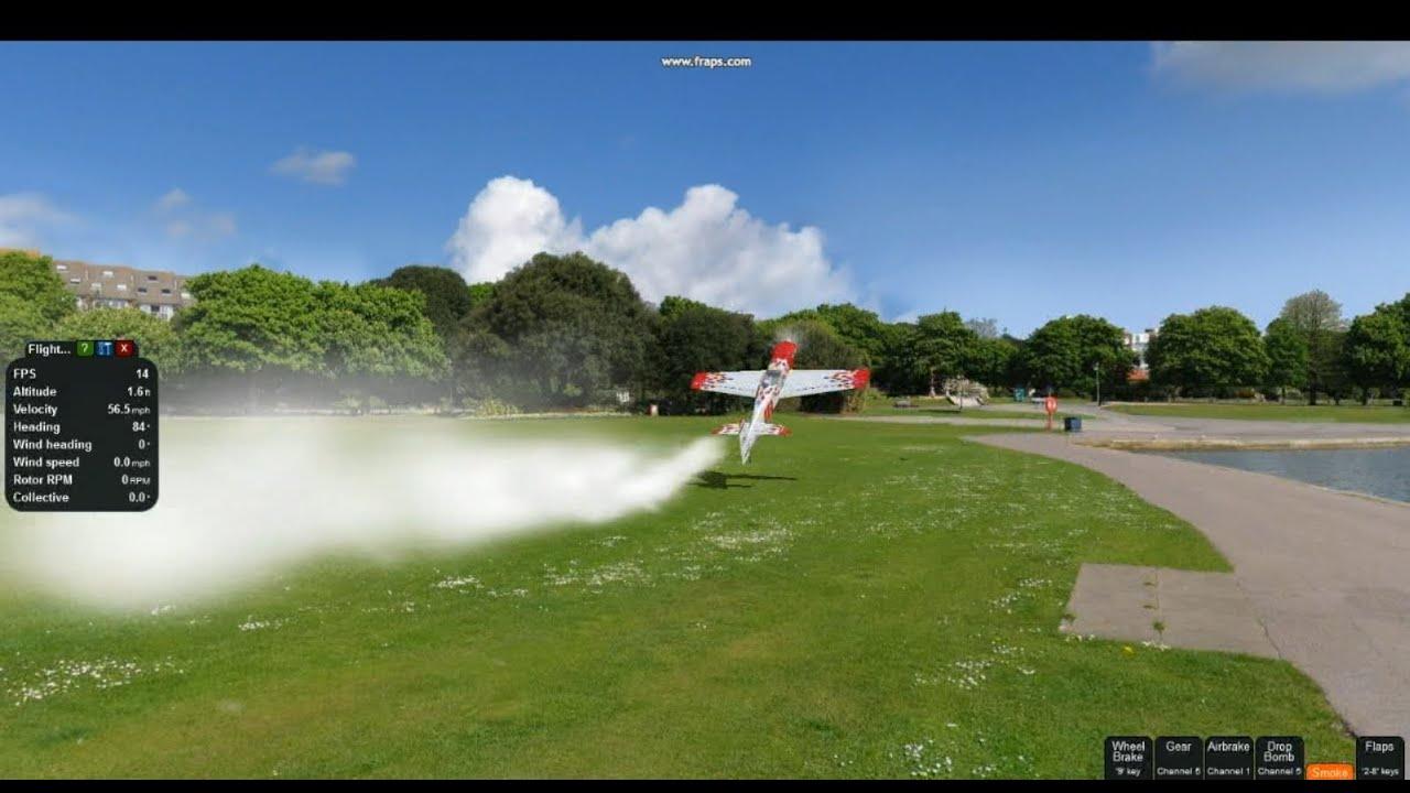Phoenix RC Simulator V4 0 Gameplay