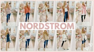 20 FALL OUTFIT IDEAS 🍁FROM NORDSTROM | HUGE FALL TRY ON HAUL | Amanda John