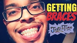 Getting Braces As An Adult in Houston: Braces for men - Brace Face Tag