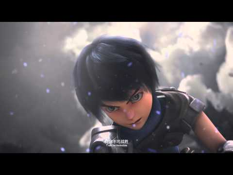 (Full HD)Dragon Nest: Rise of the Black Dragon Movie Trailer(By Milipictures)