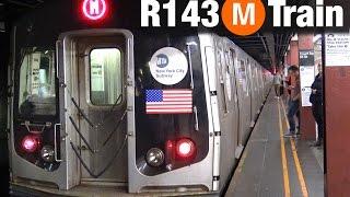⁴ᴷ R143 M Train Action