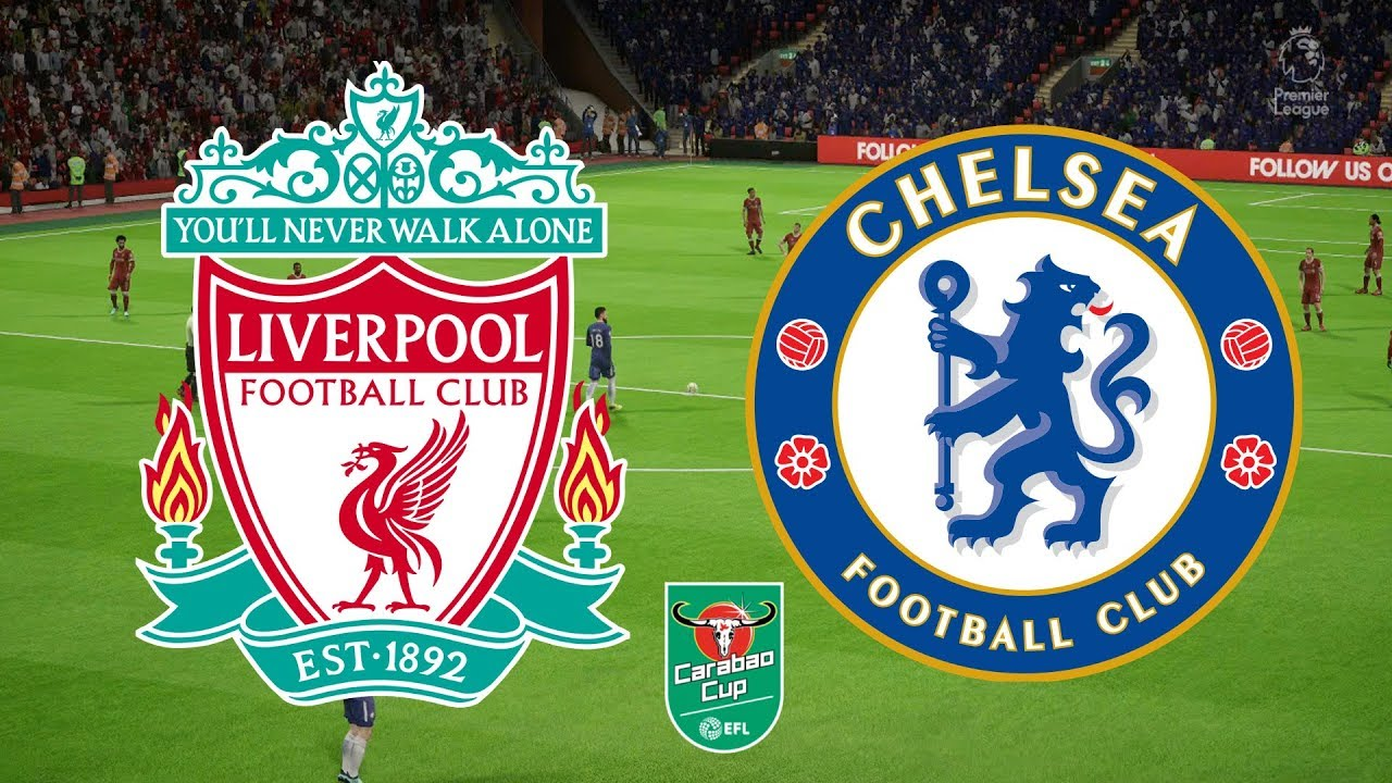 Download Carabao Cup 2019 Third Round - Liverpool Vs Chelsea - 26/09/18 - FIFA 18