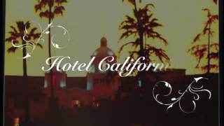 Hotel California with lyrics