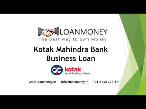 kotak-mahindra-bank-business-loan-in-delhi/ncr-through-loanmoney