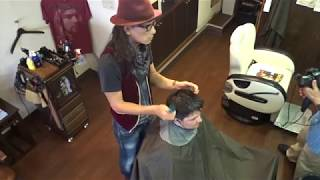 OK, guys! The NEW Barber88 video is coming! Just needed to take the...