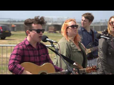 Marley Blandford -  Live at the Bandstand -  21st August 2016 4K