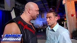 Ryback once again unleashes his rage on the innocent: SmackDown, Aug. 16, 2013