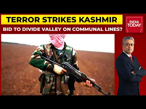 News in English | Terror Strikes Kashmir: Bid To Divide Valley On Communal Lines? | News Today With