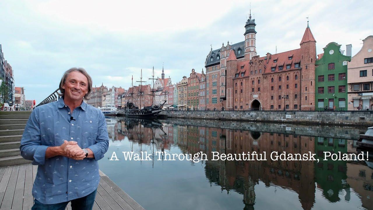 A Walk Through Historic Gdansk, Poland's Baltic Beauty!