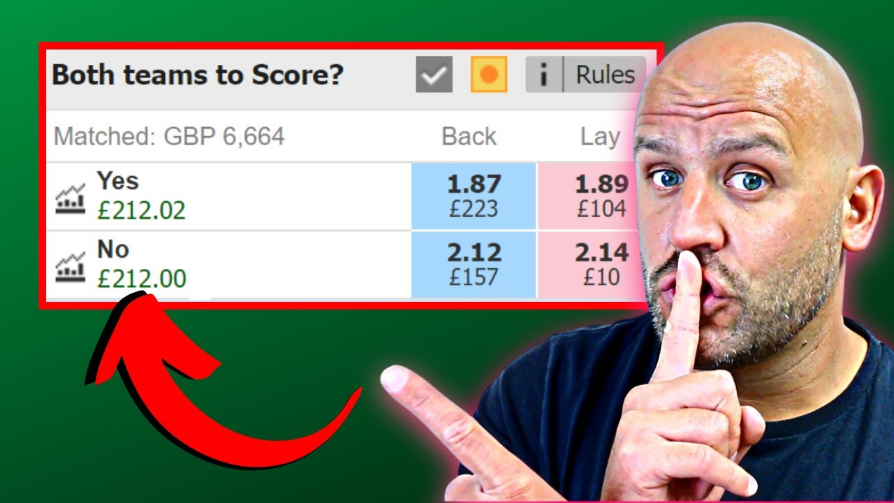 Football betting tips btts and win chicago bears vs packers betting line