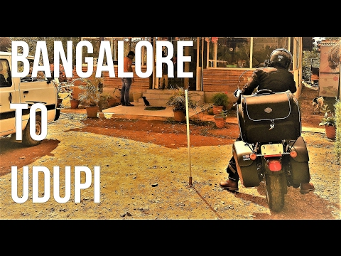 Bangalore to Udupi via Charmadi Ghats | Harley-Davidson Superlow | Udupi Road Trip Day 1