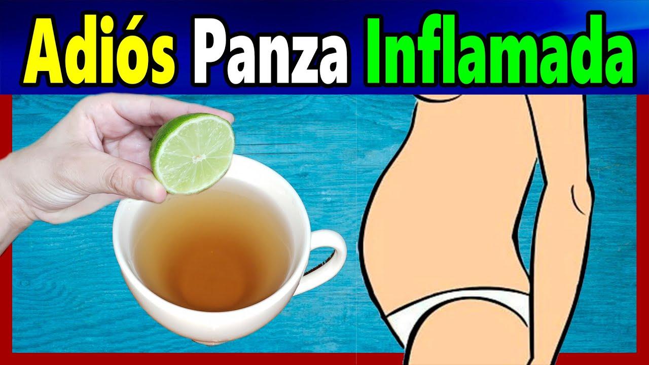 Despide de La Panza Inflada, Eliminaras Los Gases, y la  Hinchazón Estomacal