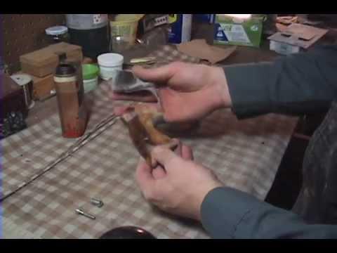 Making Custom Revolver Grips (TIS007)