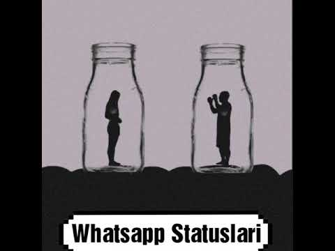 Anlamli  Whatsapp status ucun durum Menali duygusal hezin qemli milyonlari ağlat