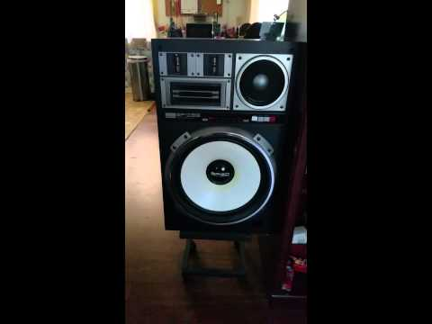 Sansui SP Z99 Speakers