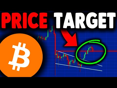 NEW BITCOIN CHART REVEALS NEXT PRICE TARGET!! BITCOIN NEWS TODAY, BITCOIN PRICE PREDICTION EXPLAINED