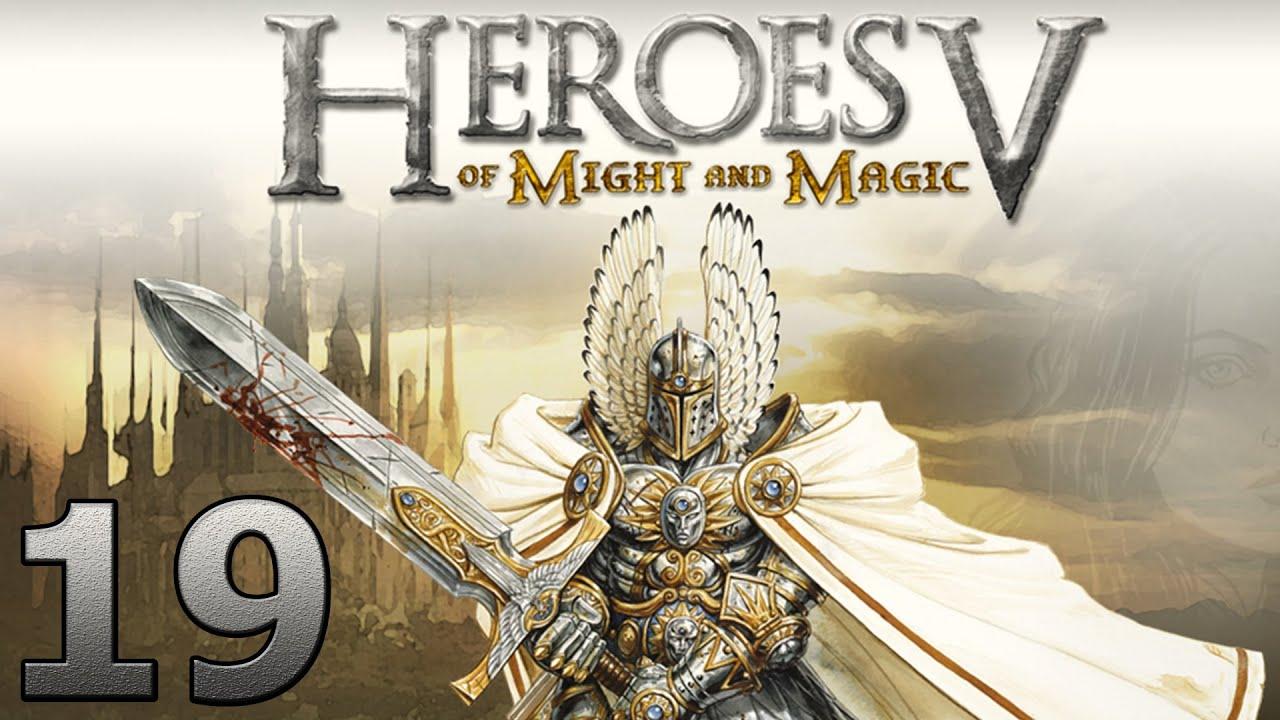 heroes 5 прохождение кампании: