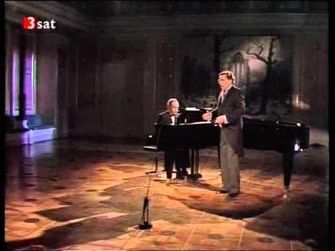 """Franz Schubert: Winterreise """"Gute Nacht"""""""