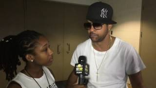 Young Youth gets inspired  at the Essence Fest