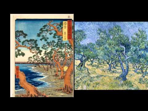 Van Gogh, Dreaming of Japan - Hiroshige, the Art of Travel