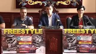 """Presentación del FreeStyle """"The Jump Canarias Tour"""" - Los Realejos"""