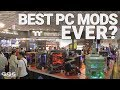 Computex 2017 - The most insane PC MODs you'll see