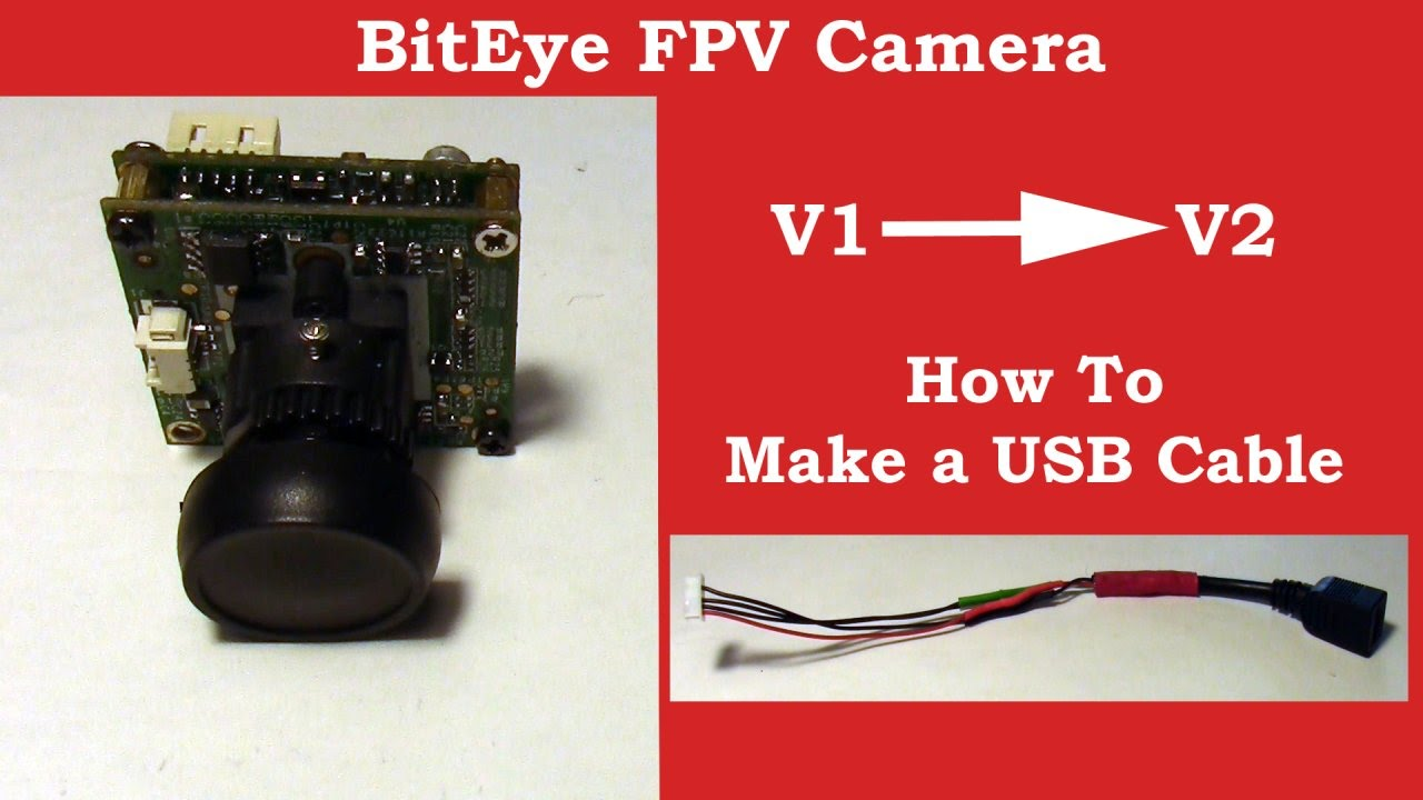 Biteye fpv camera how to make usb cable and voltage detect cable biteye fpv camera how to make usb cable and voltage detect cable cheapraybanclubmaster Choice Image