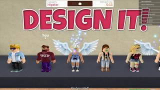 Roblox Design It Gameplay! FLOPPING SUL PALCO!!