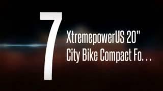 Top 10 Складных велосипедов