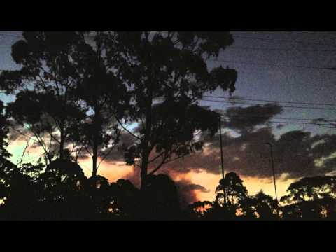 Late at night - original composition - Moog, Korg, Roland and Presonus Firestudio Project
