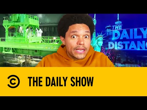 Japan Plans To Dump Nuclear Waste Water Into The Sea   The Daily Show With Trevor Noah