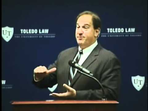 U.S. Deputy Secretary of Labor Seth Harris Lectures at Toledo Law