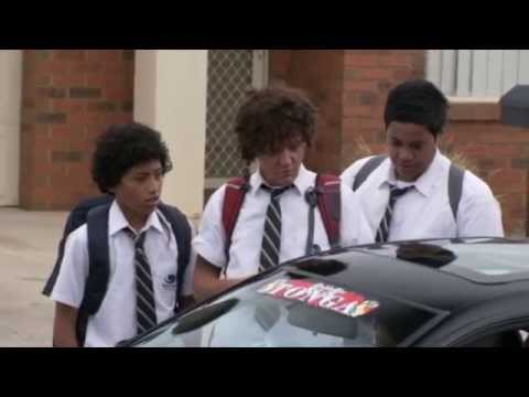 Trouble on the Streets (Jonah From Tonga)