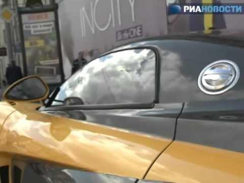 Обзор машины Lada Raven в SA:MP - YouTube
