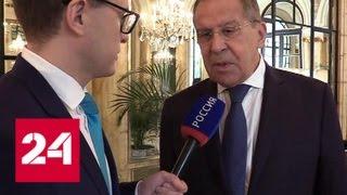 МИД РФ уточнил, с чем на самом деле связана отмена встречи Путина и Трампа - Россия 24