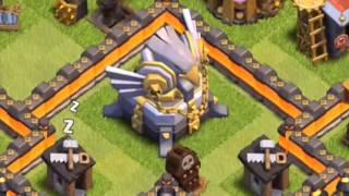 Aviso !! Novo cv 11 e Nova Defesa no Clash of Clans