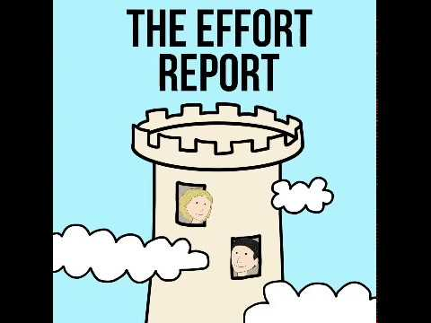 Effort Report Episode 6 - Vacations and Social Media