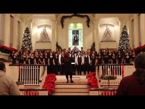 Collins Hill High School Mastery Choirs 2016 Hallelujah Chorus