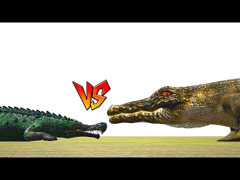 Ark Survival - SARCO vs PURUSSAURUS [Ep.46]
